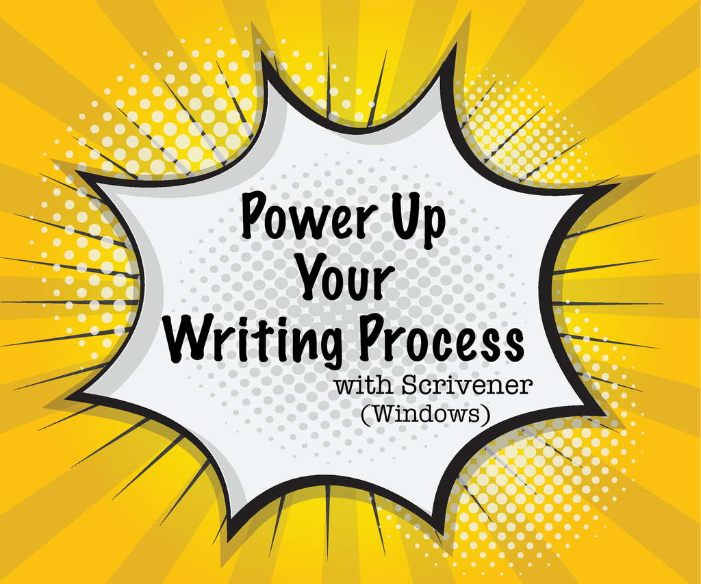 Power Up Your Writing Process with Scrivener