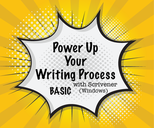 Power Up Your Writing Process with Scrivener Basic Level