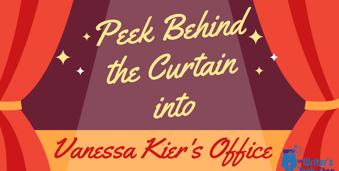 Vanessa Kier's Office Sneak Peek