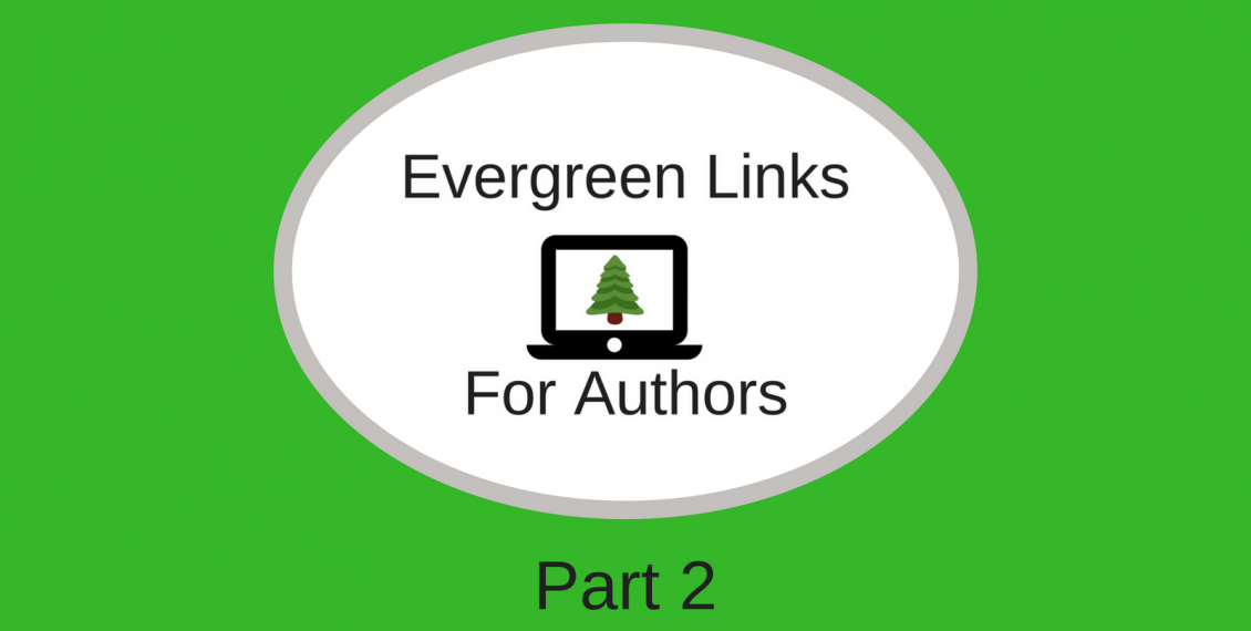 Evergreen Links for Authors Part 2