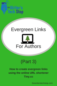 Evergreen Links for Authors - Tiny.cc